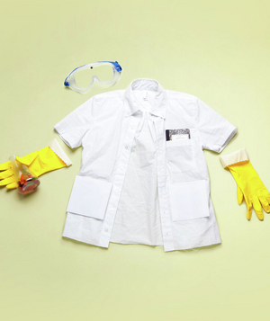 How to make a mad scientist costume