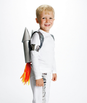 Rocketman costume