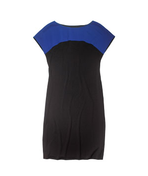 Chico's polyester-blend dress