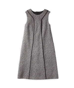 Strenesse Gabriele Strehle wool dress