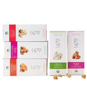 479° Popcorn Sweet and Salty Sampler