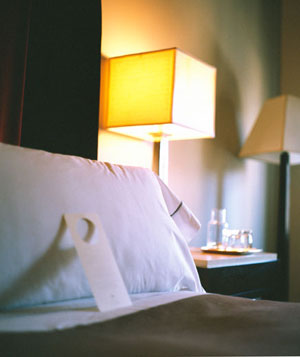 Inspect Your Hotel Room