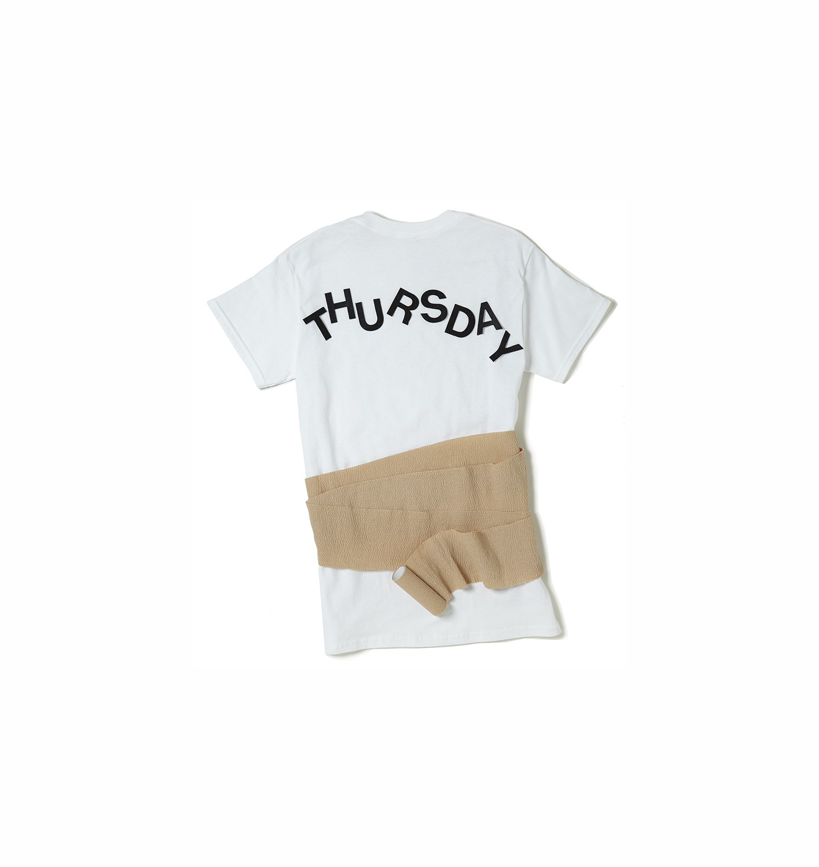Throw Back Thursday Costume  sc 1 st  Real Simple & 22 Simple Last-Minute Halloween Costumes | Real Simple