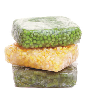 The Cold, Hard Facts About Frozen Food