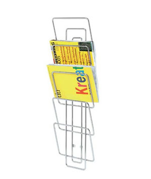 Blomus Wires Wall-Mounted Magazine Rack