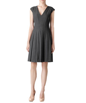 Calvin Klein Luxe Stretch Fit Dress