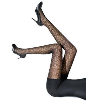Wolford Baroque Lace Tights