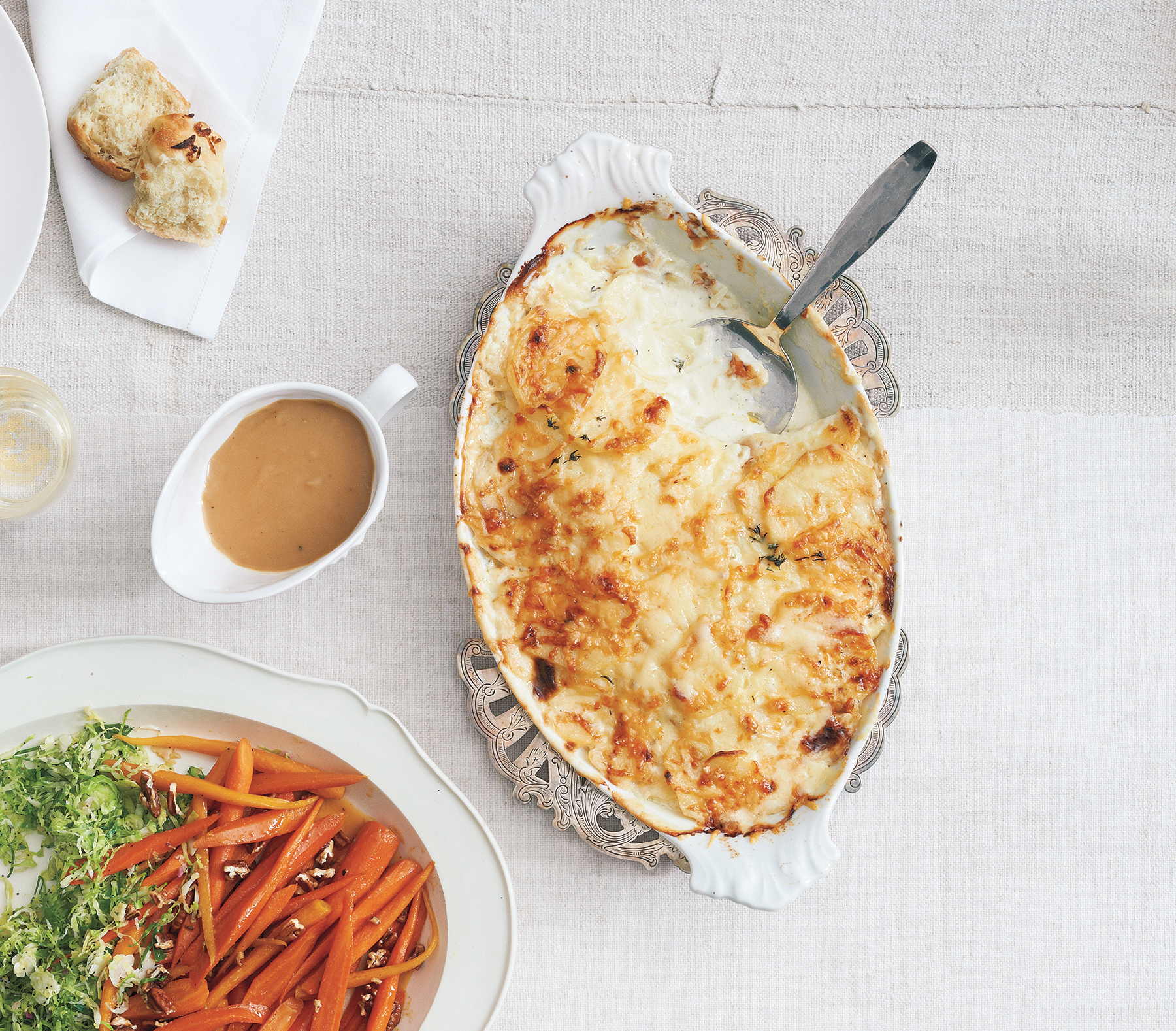 Delicious Menus For Thanksgiving Dinner Ideas Real Simple