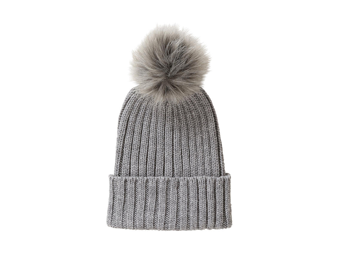 Joe Fresh Pompom Hat