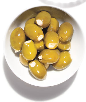 Best Stuffed Olives