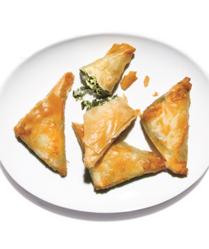 Whole Kitchen Spanakopita
