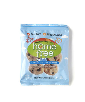 Home Free Chocolate-Chip Mini Cookies
