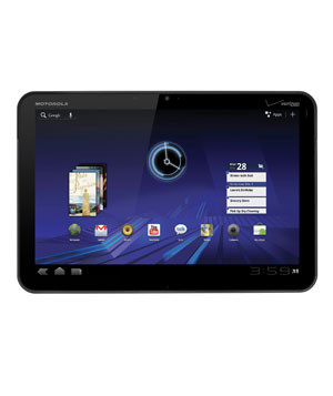 Motorola Xoom (3G version)