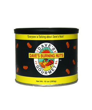 Dave's Burning Nuts