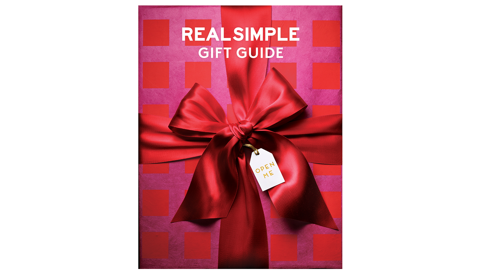 Real Simple Gift Guide App