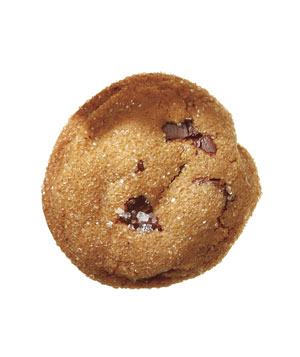 Chocolate Chunk Gingersnaps