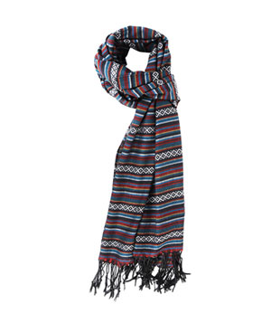 Forever 21 Inca Pattern Scarf