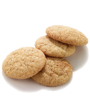 Fresh-Ginger Cookies