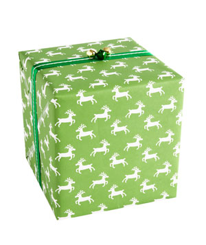 Merry Wrap wrapping paper