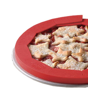 Adjustable Silicone Pie Crust Shield