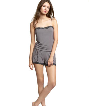 Gap Cut-Out Lace Romper