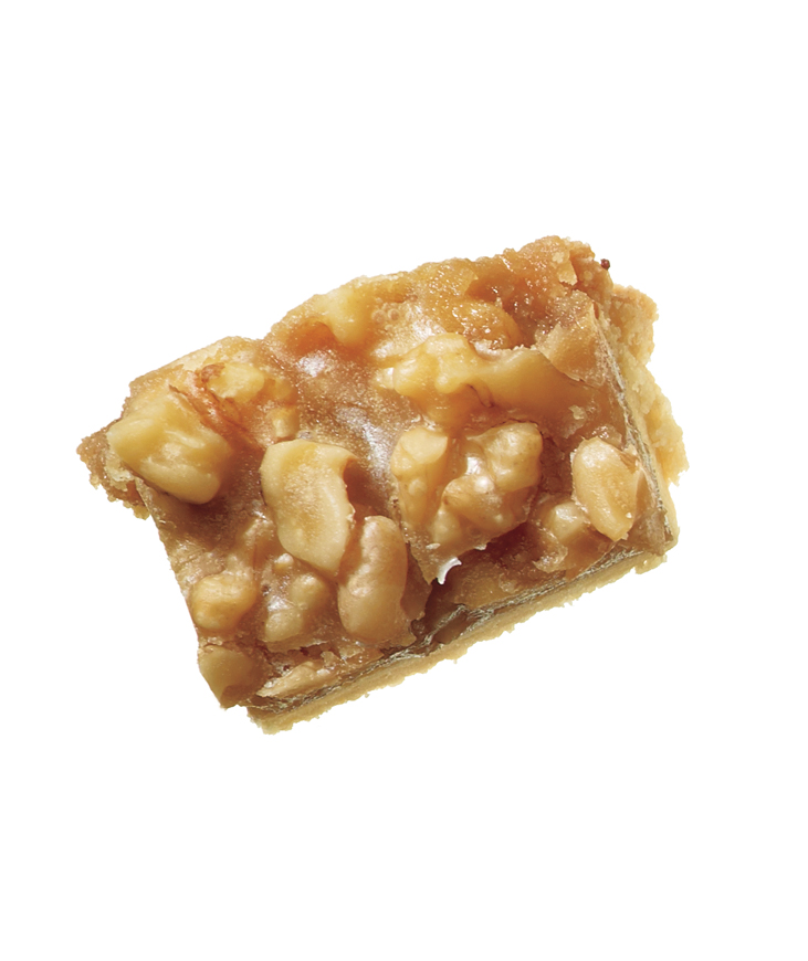 Maple-Walnut Bars