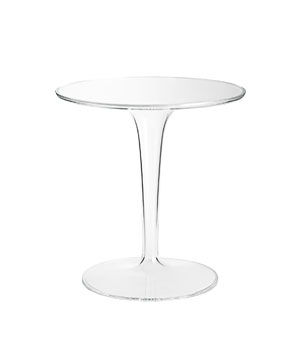 Tip Top plastic Table by Kartell