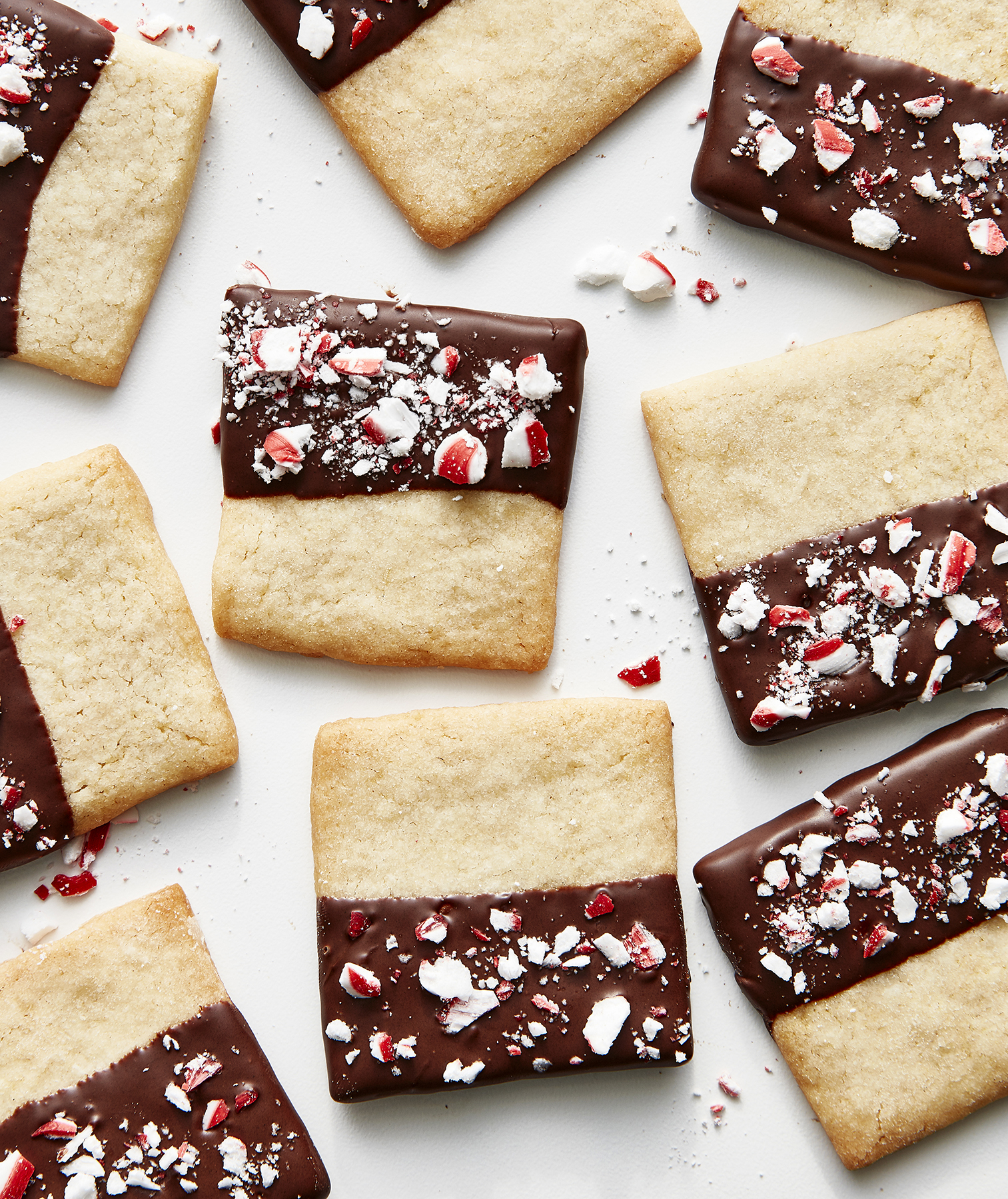 Chocolate Peppermint Wafers