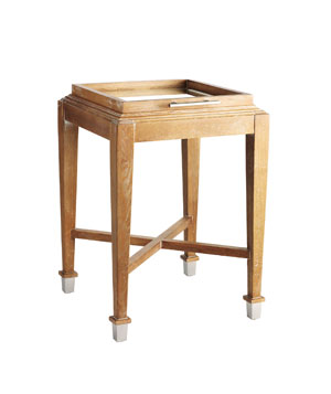 Service Wood Table