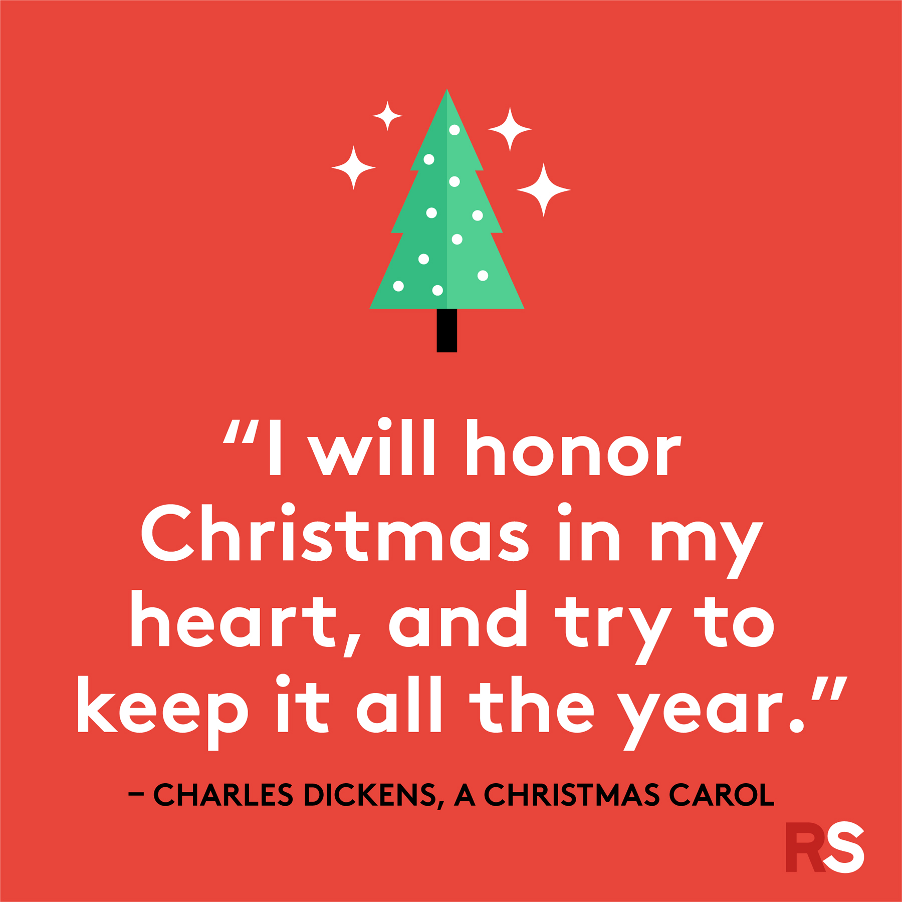 Best Christmas quotes - Charles Dickens, A Christmas Carol