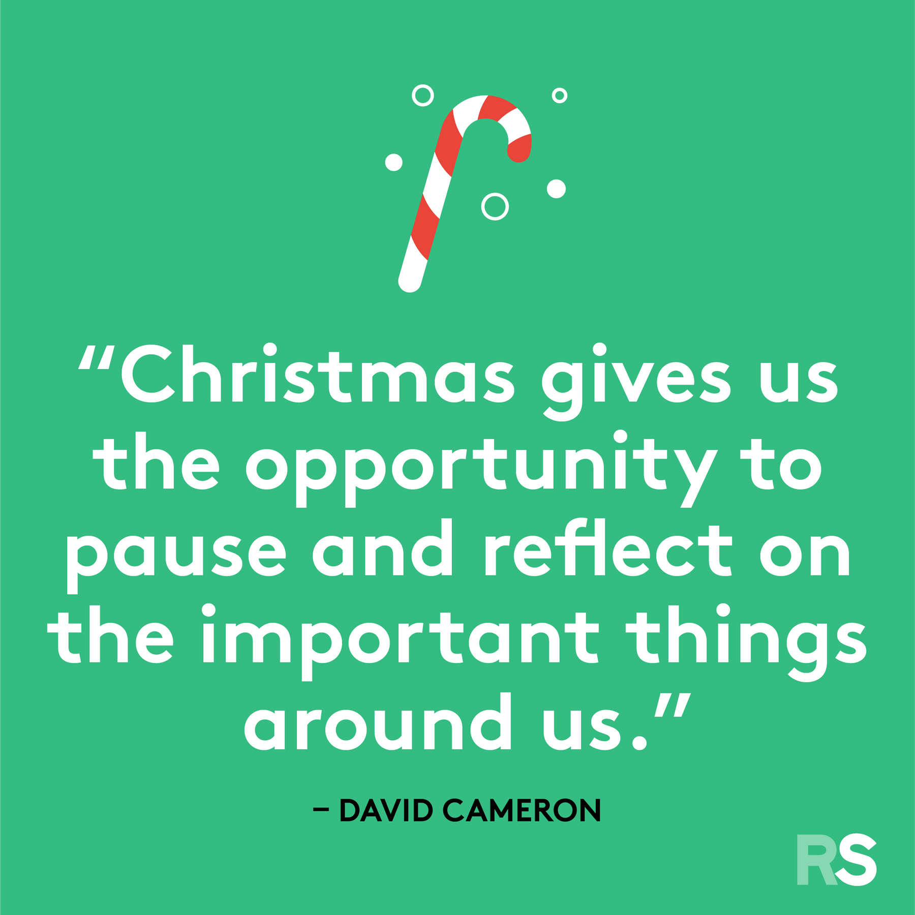 Best Christmas quotes - David Cameron