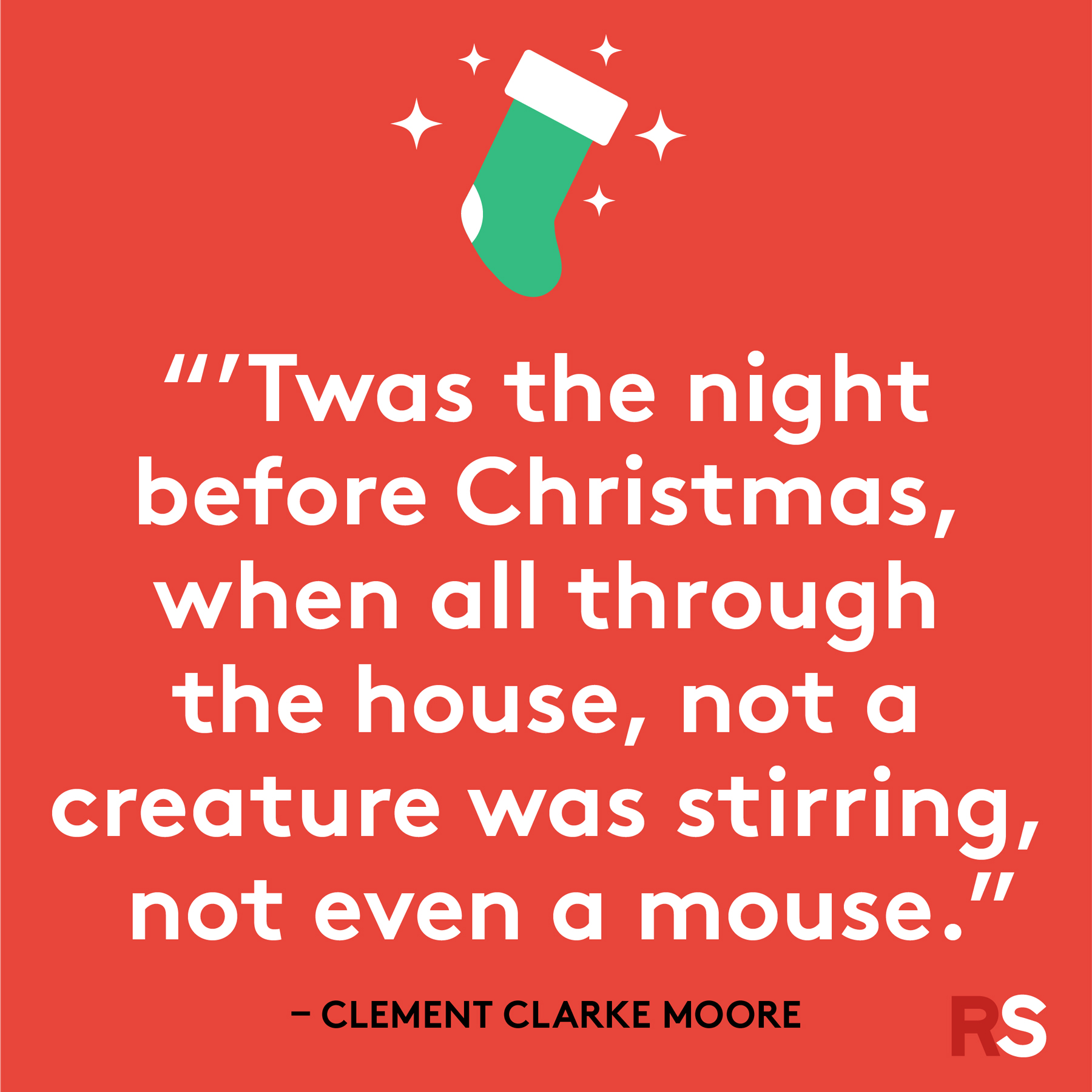 Best Christmas quotes - Clement Clarke Moore