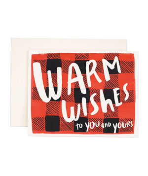 """Warm Wishes to You and Yours"" box set"