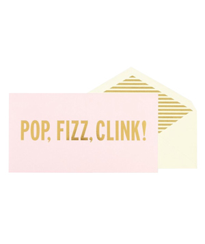 """Pop Fizz Clink"""