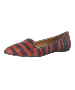 DV by Dolce Vita Striped Fabric Flats