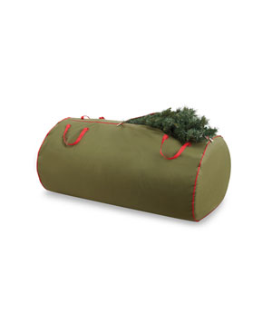 Real Simple Holiday Deluxe Tree Storage Bag