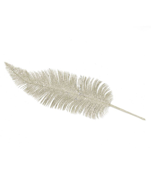 Glitter Feather