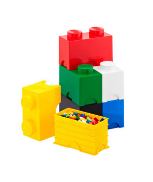 Medium LEGO Storage Brick