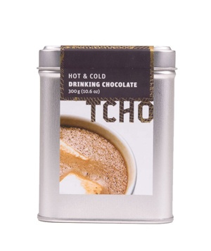 TCHO Hot and Cold Drinking Chocolate