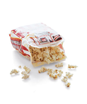 Myth: Microwave Popcorn Bags Are Toxic