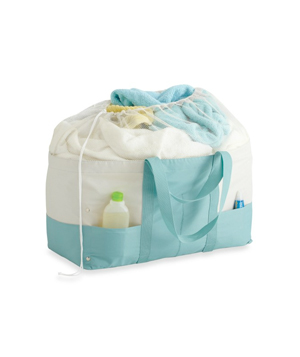 Real Simple Laundry Tote