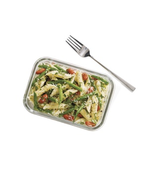 Green Bean and Pasta Salad