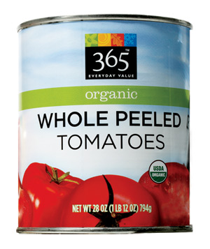 Whole Foods Market 365 Everyday Value Organic