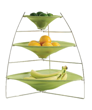Chilewich Tree Tier Ray Tray