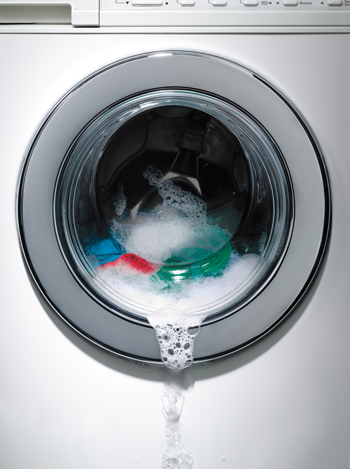 Why Does My Washing Machine Smell Like Mildew? - Real Simple