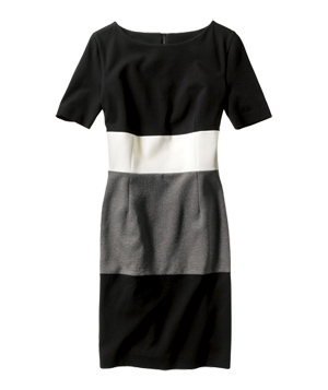 Judith & Charles Viscose-Blend Dress