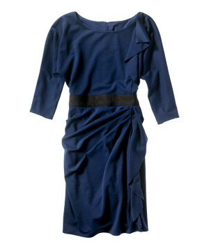 Kay Unger Polyester-Blend Dress