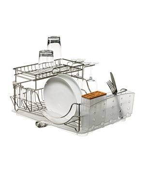 Interesting Kitchenaid 3 In 1 Dish Rack To Decorating Ideas