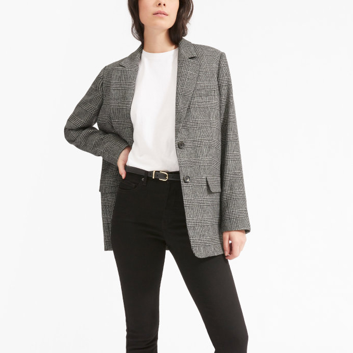 A Stylish Blazer Is the Perfect Fall Staple—Here Are 9 of Our Faves Right Now