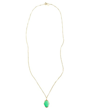 J.Crew Enamel Locket Necklace